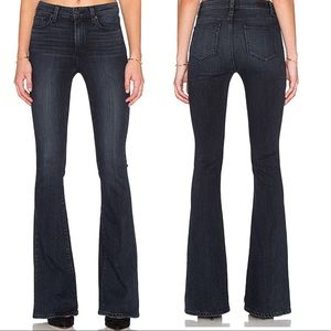 PAIGE Reed Bell Canyon High Rise Flare Jeans 30